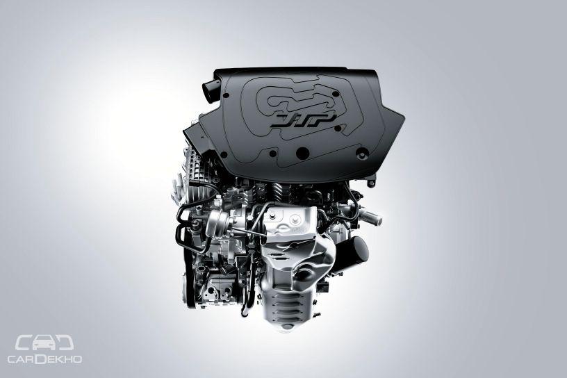 1.2-litre 114PS/150Nm petrol engine