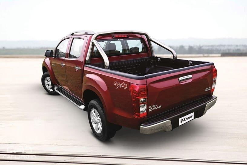 Isuzu D-Max V-Cross Now Available At CSD Outlets
