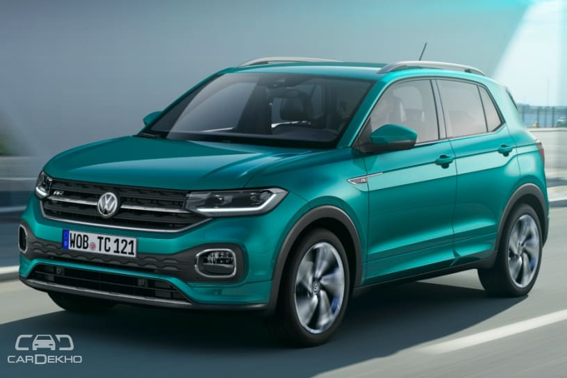 Volkswagen T-Cross (Euro-spec)