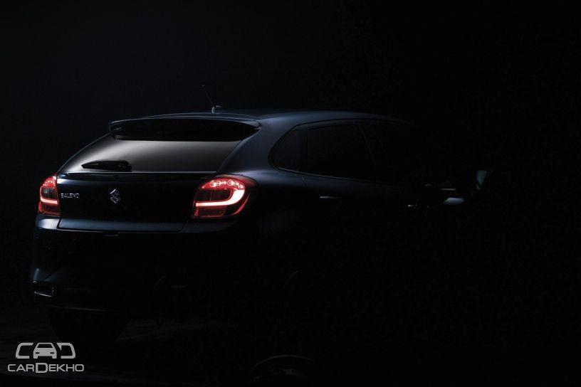 Maruti Suzuki Baleno Facelift To Launch By June 2019
