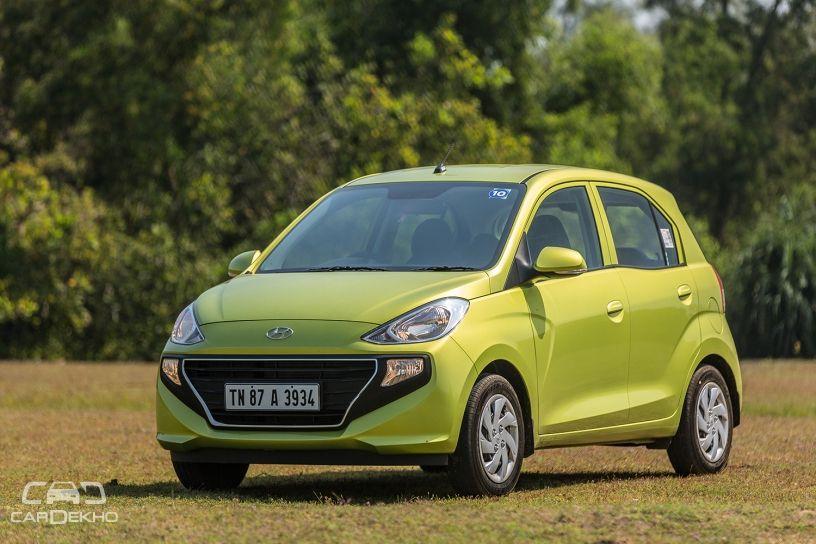 Hyundai Santro Vs Datsun GO: Variants Comparison