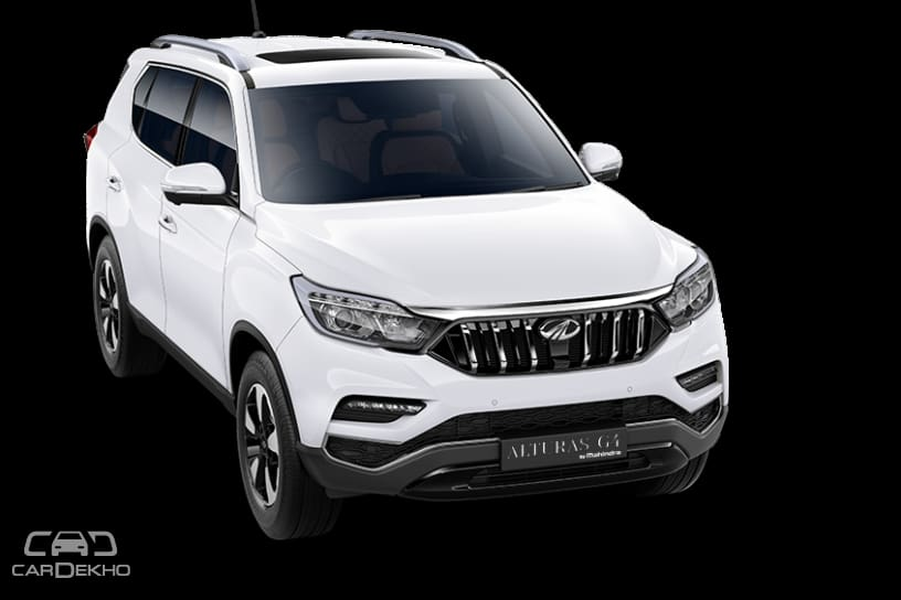 Mahindra Alturas G4 Suv To Launch On 24 Nov Will Rival Toyota
