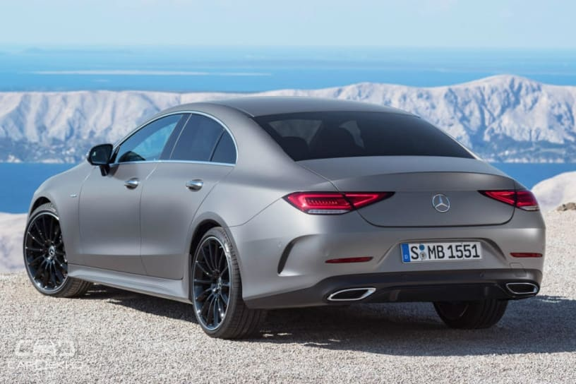 New Mercedes-Benz CLS To Be Launched In India on November 16