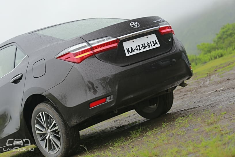 New Toyota Corolla vs India-spec Corolla Altis: Exterior & Interior Changes