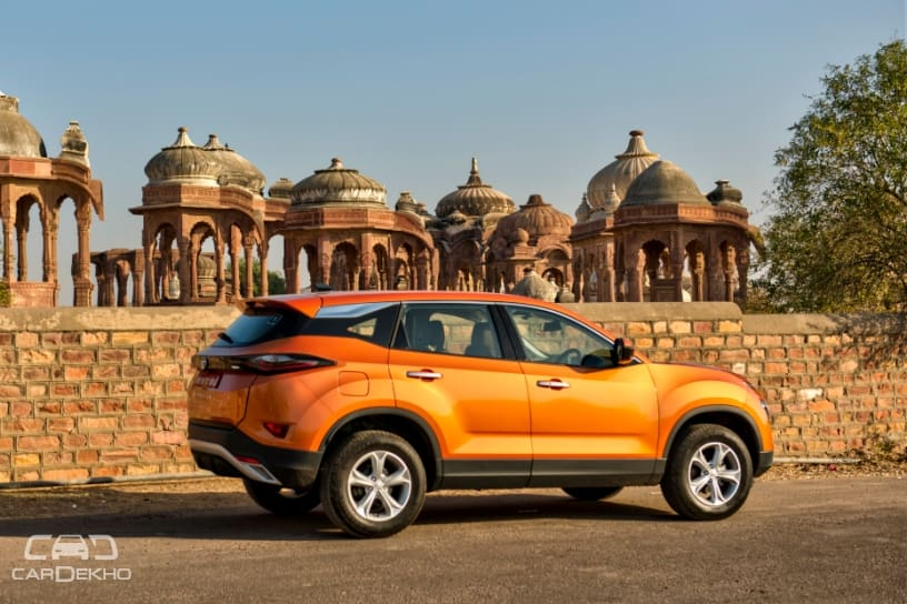 Tata Harrier Specs, Features Revealed Ahead Of January 2019 Launch