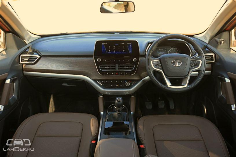 Spec Comparison: Tata Harrier Vs Jeep Compass Vs Hyundai Tucson Vs Mahindra XUV500