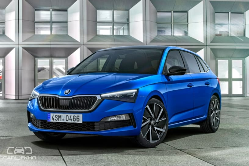 Skoda Scala Makes Global Debut Will It Come To India Cardekho Com