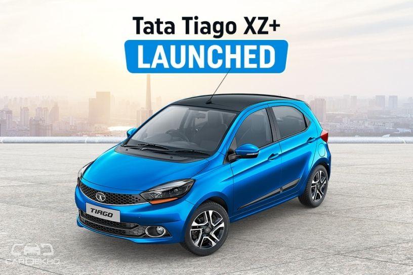 Tata Tiago XZ+