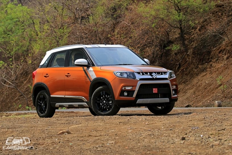 Cars In Demand: Maruti Vitara Brezza, Tata Nexon Top Segment Sales In November 2018