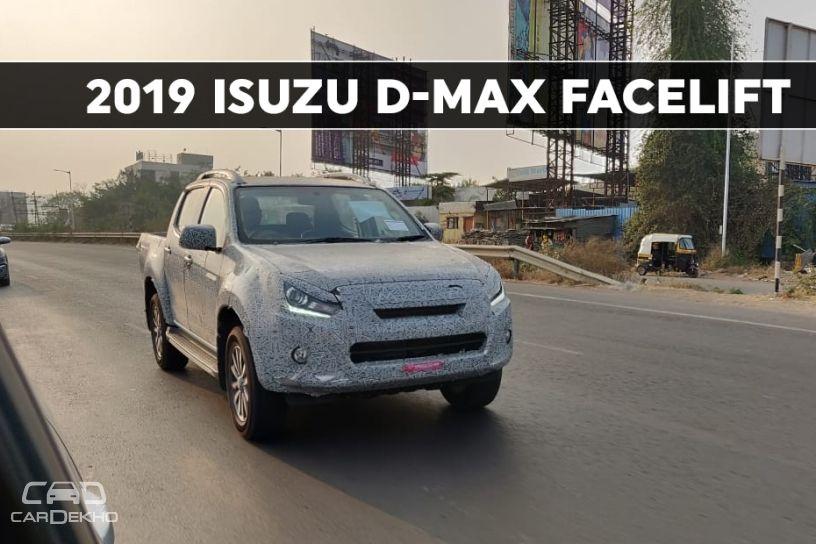 2019 Isuzu D-Max V-Cross