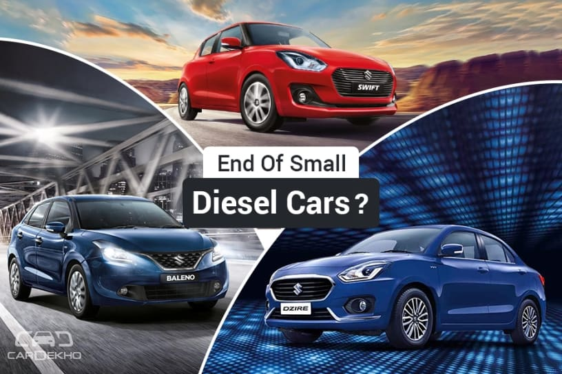 Maruti Swift, Baleno, Dzire Diesel May Go Out Of Production In 2020
