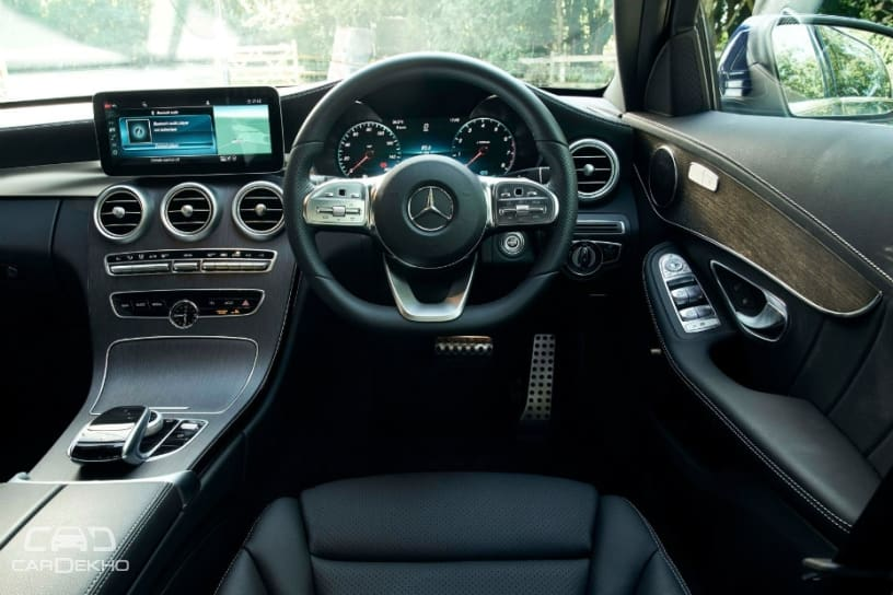 Mercedes-Benz C-Class Petrol Goes On Sale; Priced At Rs 43.46 lakh