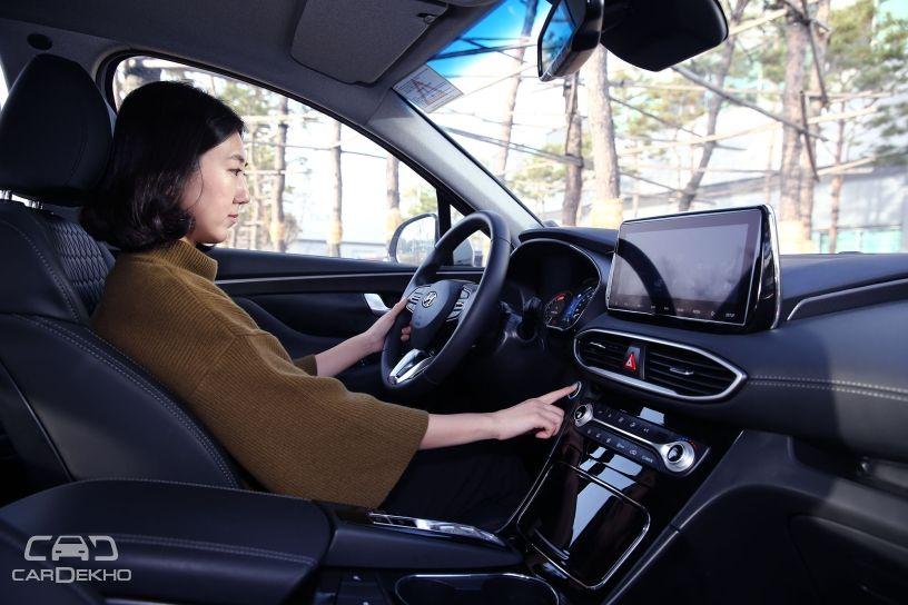 2019 Hyundai Santa Fe To Debut Fingerprint Recognition Tech On Cars