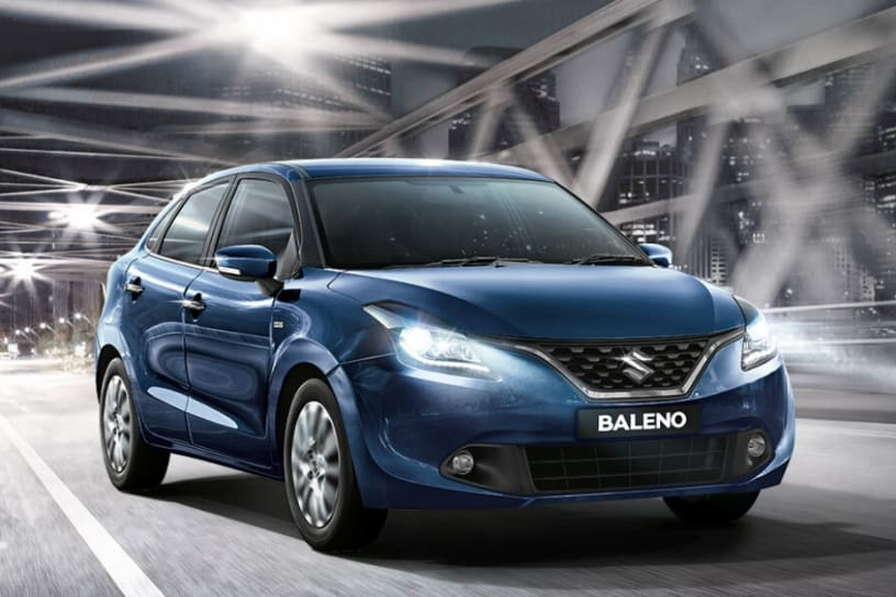 current Baleno