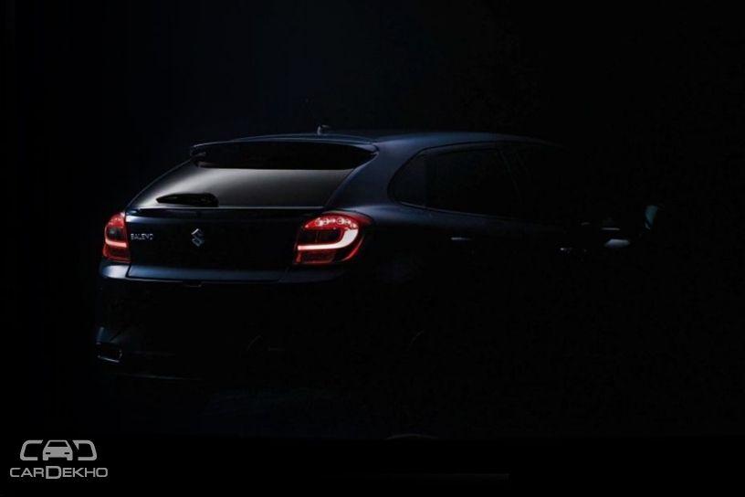 2019 Maruti Suzuki Baleno Facelift 10 Major Changes New Features