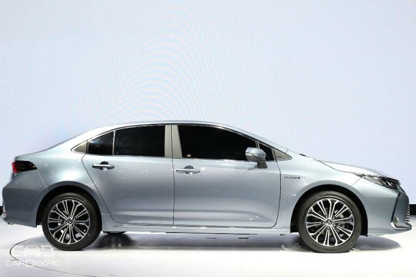 New-Gen Toyota Corolla India Launch In 2020