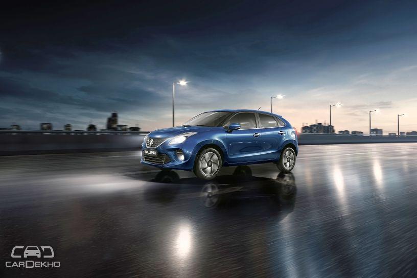 2019 Maruti Suzuki Baleno