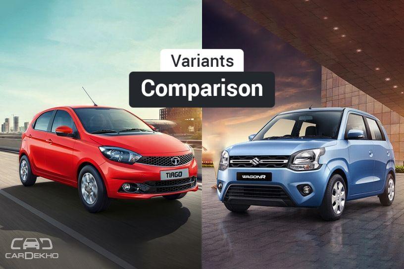 Maruti Wagon R vs Tata Tiago