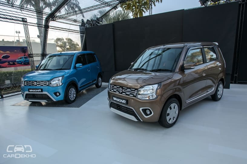 New Maruti Wagon R 2019 Roundup: Prices, Review, Rivals, Variants, Features & More