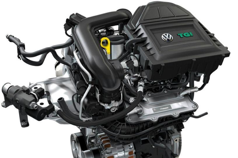 Volkswagen 1.0-litre TGI