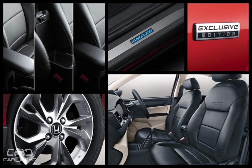 Honda Amaze Exclusive Edition
