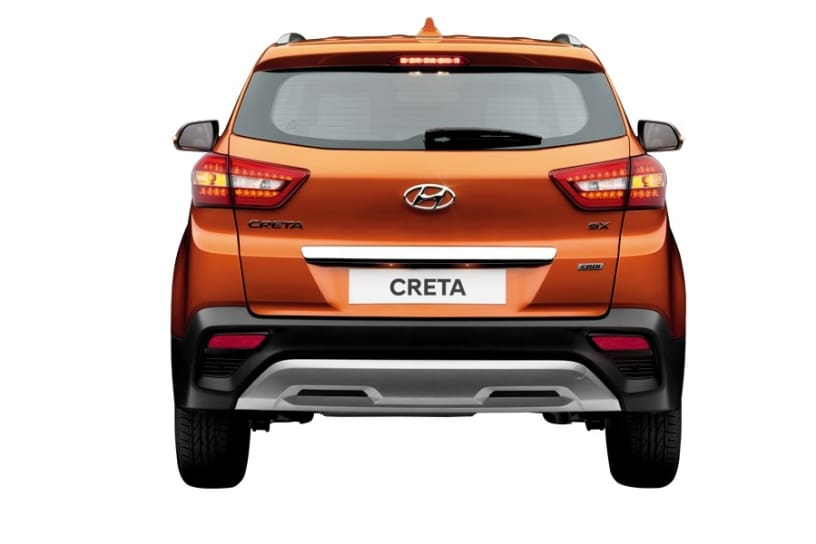 Hyundai Creta SX(O) Executive
