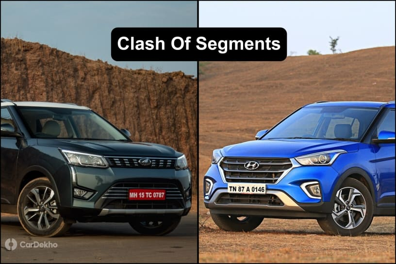 Mahindra XUV300 Vs Hyundai Creta: Clash Of Segments