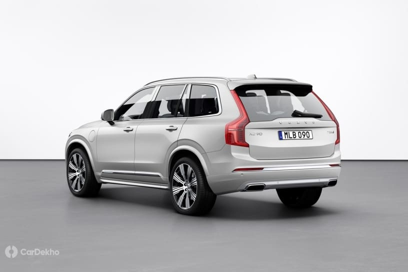 2019 Volvo Xc90 Breaks Cover Expected To Launch This Year