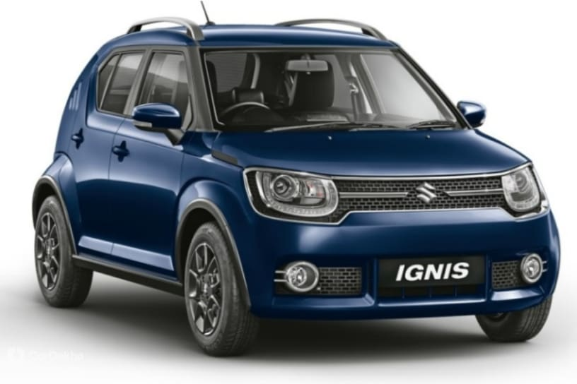 2019 Maruti Ignis Launched; Prices Start At Rs 4.79 Lakh