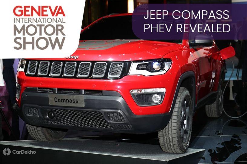 Jeep Compass PHEV