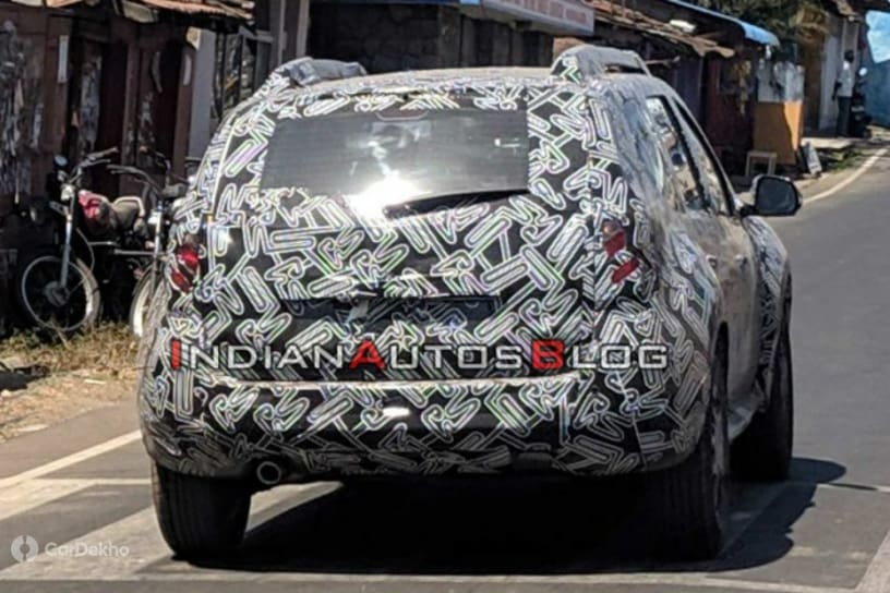 Renault Duster Will Undergo A Facelift This Year To Brace Up For Competition