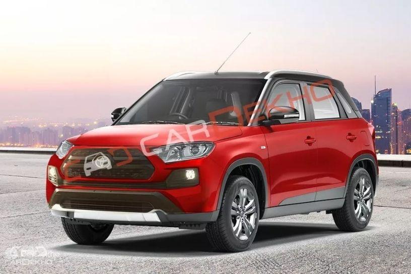 Toyota Vitara Brezza