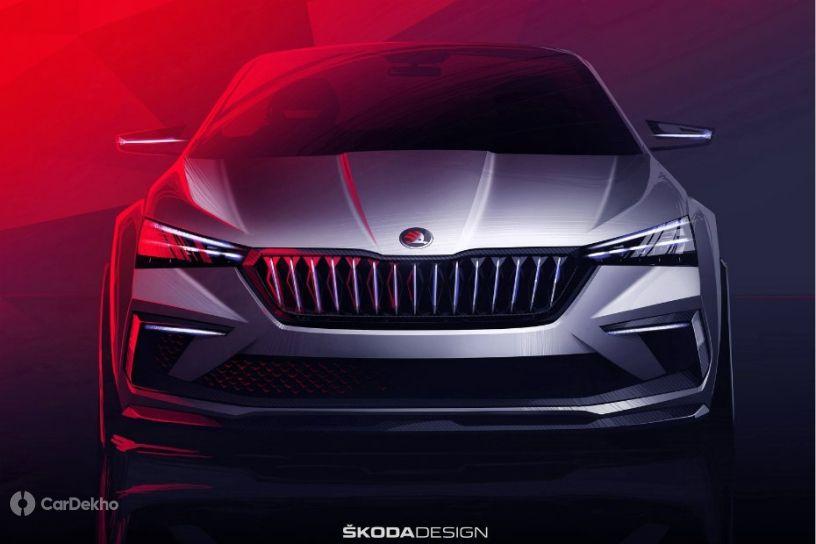 Skoda Vision RS Concept (2018)
