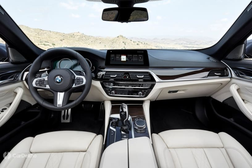 BMW 5 Series 530i M Sport Launched At Rs 59.20 Lakh