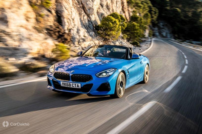 BMW India Lists Z4; Launch Soon?