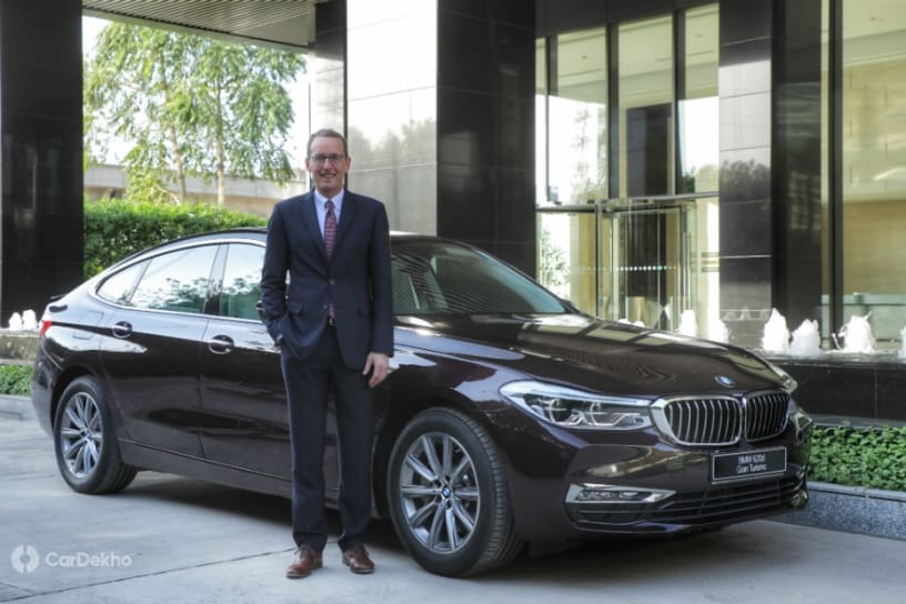 BMW 620d GT Launched At Rs 63.9 Lakh