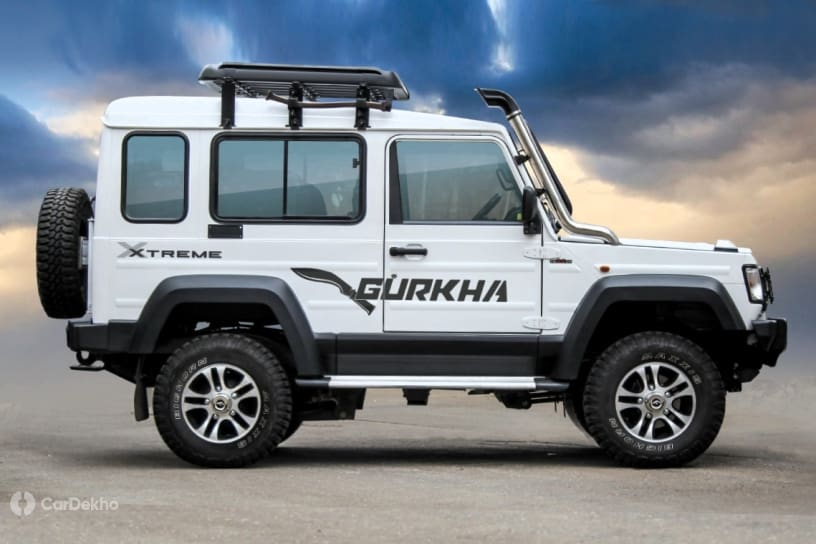 Force Gurkha Xtreme Gets ABS, Priced At Rs 13.30 Lakh