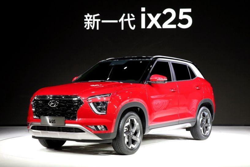 Hyundai ix25 (second generation)