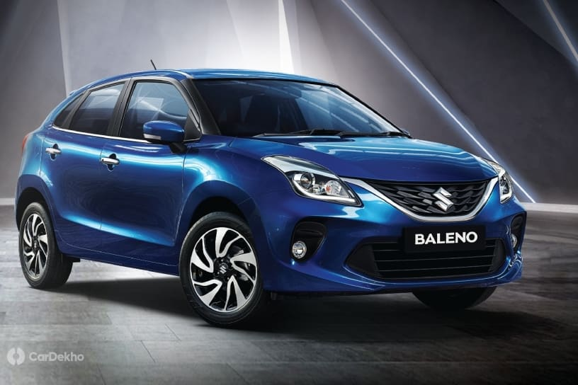 2019 Maruti Baleno Petrol BS 6 Launched; Also Gets Smart Hybrid With New Engine