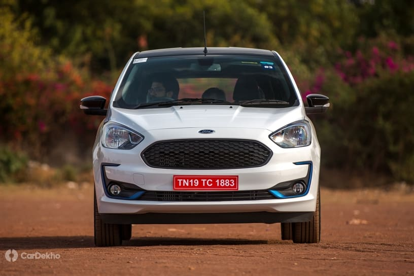 Ford Figo Prices Updated; Top Variants Become More Affordable