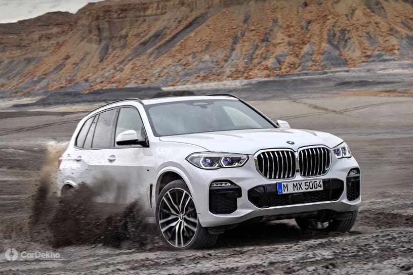 Fourth-Gen BMW X5 To Launch On May 16