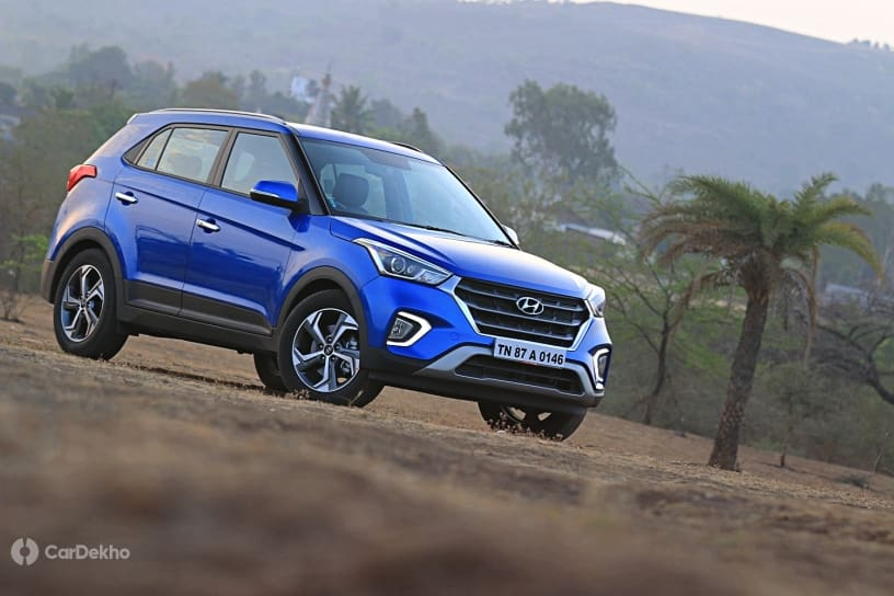 Hyundai Creta Retains Top Spot In Segment Despite Drop In Sales In April 2019
