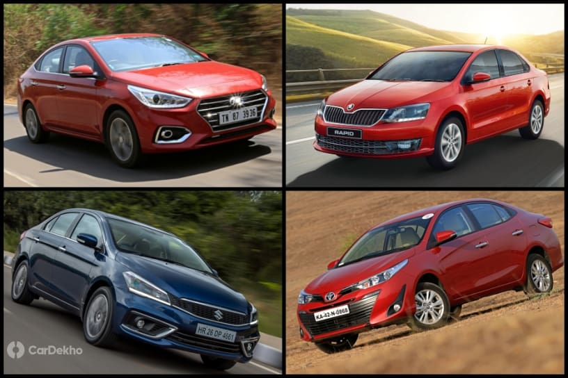 Hyundai Verna, Maruti Ciaz Most Popular Compact Sedans In April 2019