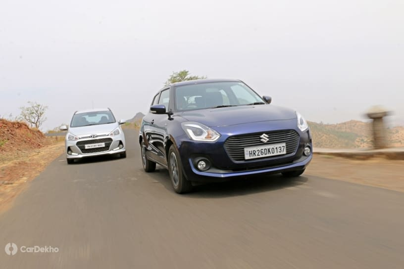 Maruti Suzuki Swift & Hyundai Grand i10