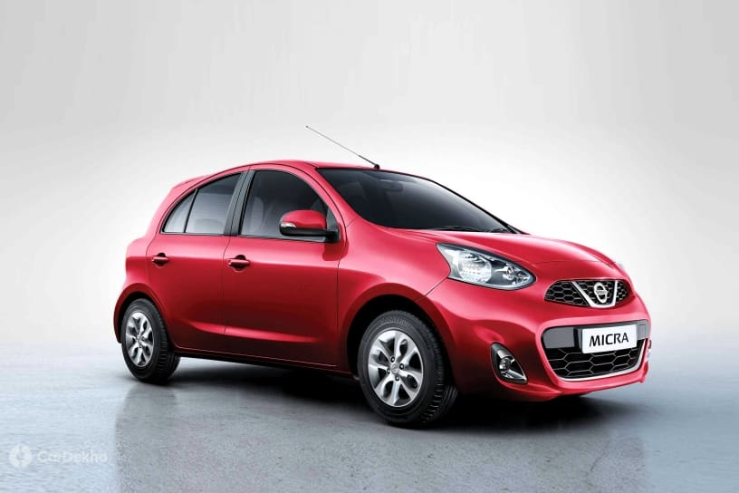 Nissan Cars Available With Benefits Of Upto Rs 1 Lakh