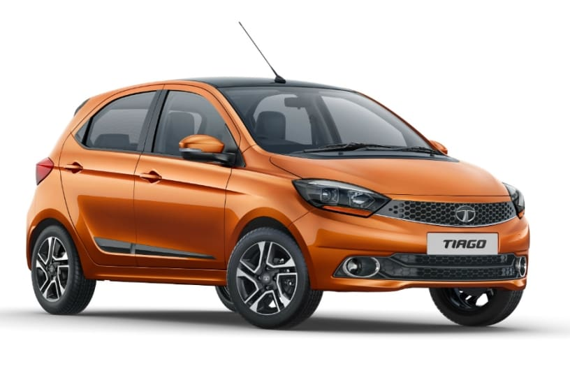 Tata Tiago Now Gets Dual-Front Airbags, ABS As Standard