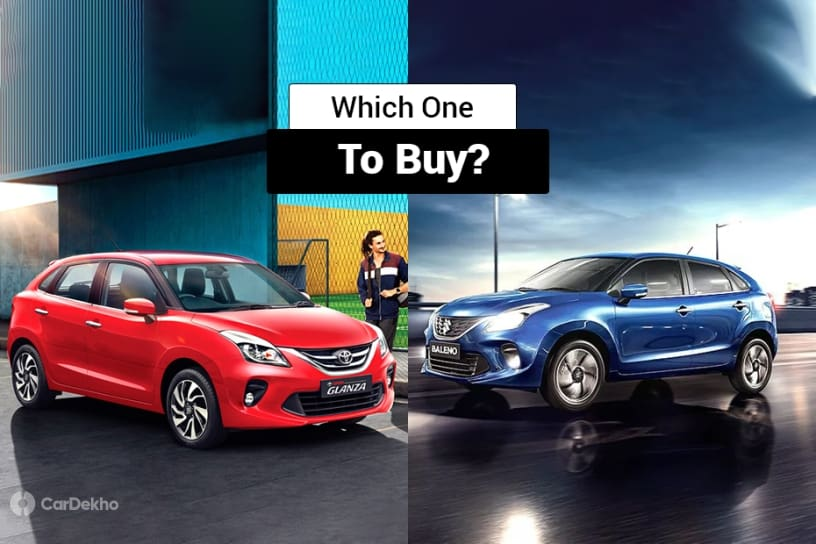 Toyota Glanza or Maruti Baleno: Which One To Buy?