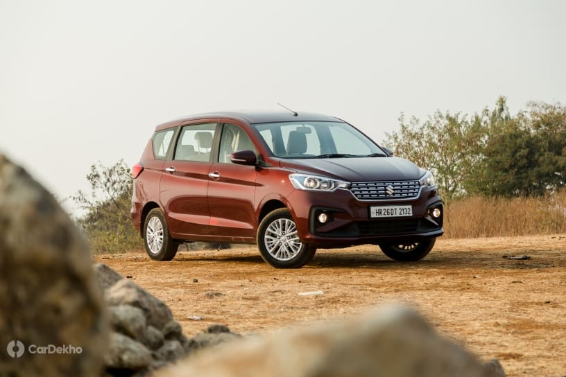 Maruti Ertiga Commands Highest Waiting Period Among MPVs In June