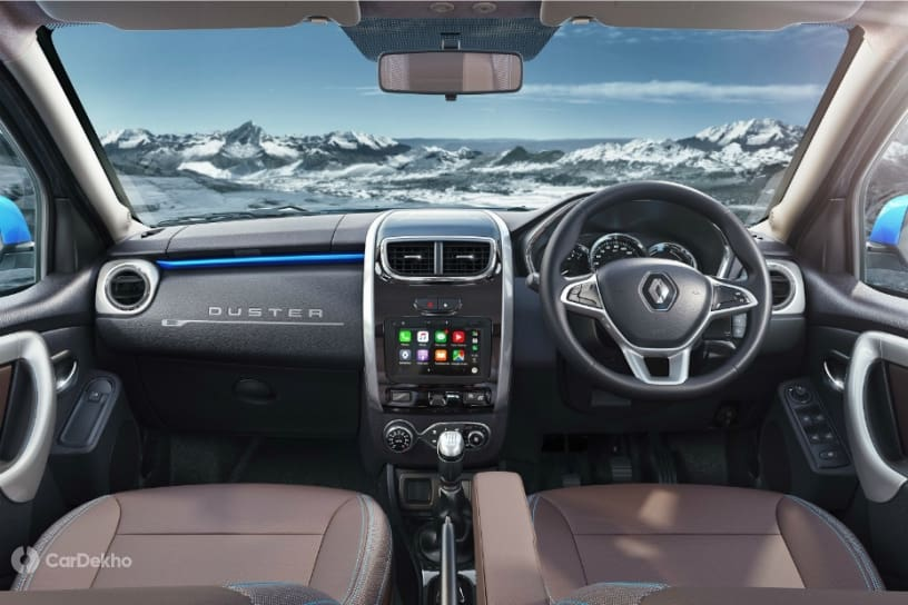 2019 Renault Duster Gets Refreshed Styling & New Features, Prices Largely Unchanged
