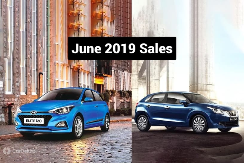 Maruti Baleno Most Sought After Premium Hatchback, Hyundai Elite i20 Second In June 2019 Sales